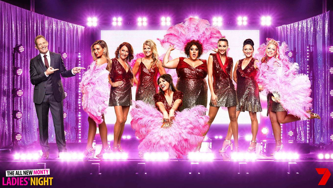 The All New Monty Ladies Night  Source: Seven Network