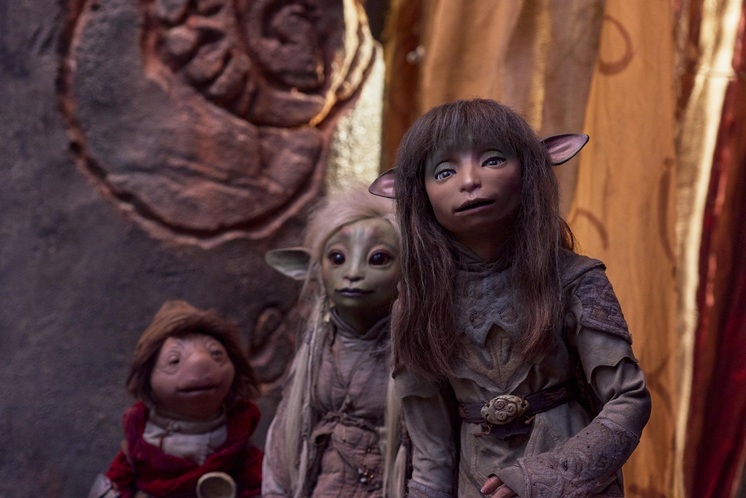 Hup (Yerrid), Deet (Emmanuel) & Rian (Egerton)  Image - Netflix