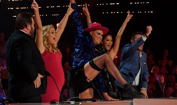 Australia's Got Talent  Source: 10 Network