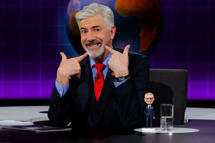 Shaun Micallef's MAD AS HELL  Source: ABC