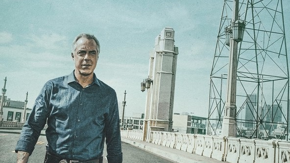 Titus Welliver stars as Harry BOSCH  Image - SBS