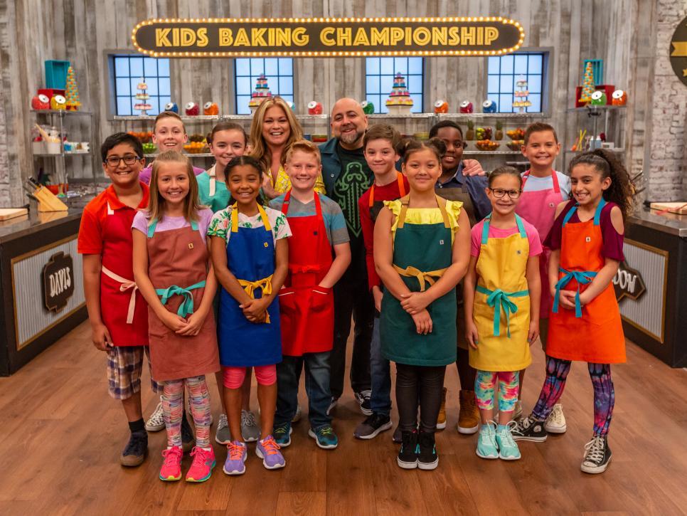 Kids Baking Championships  Source: Food Network