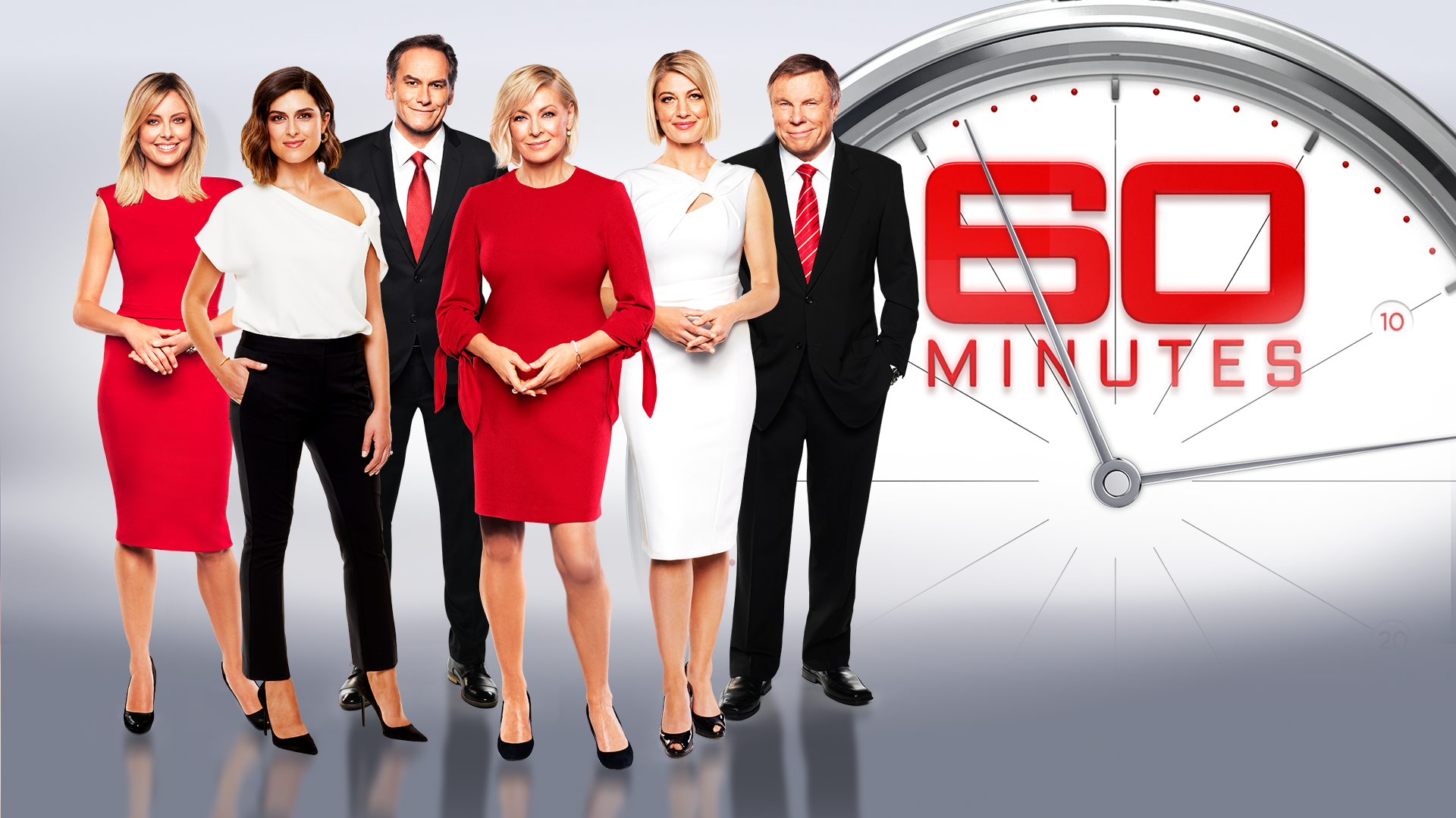 60 Minutes  Source: Nine