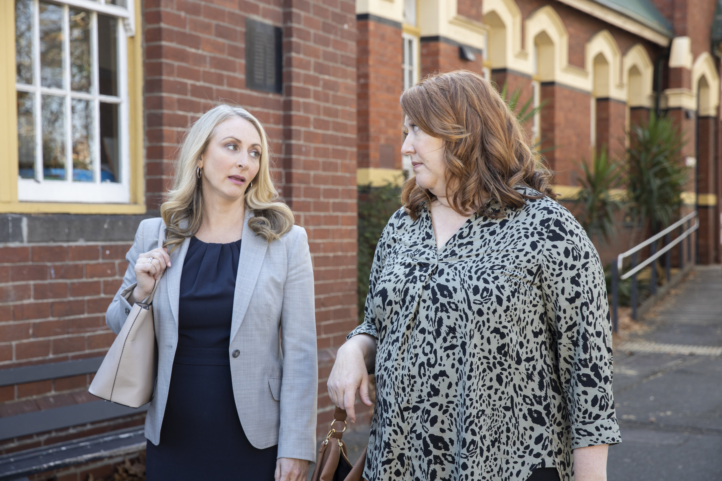 Alex (Nicola Parry) & Val (Heidi Arena) are PART-TIME PRIVATE EYES Image - 10