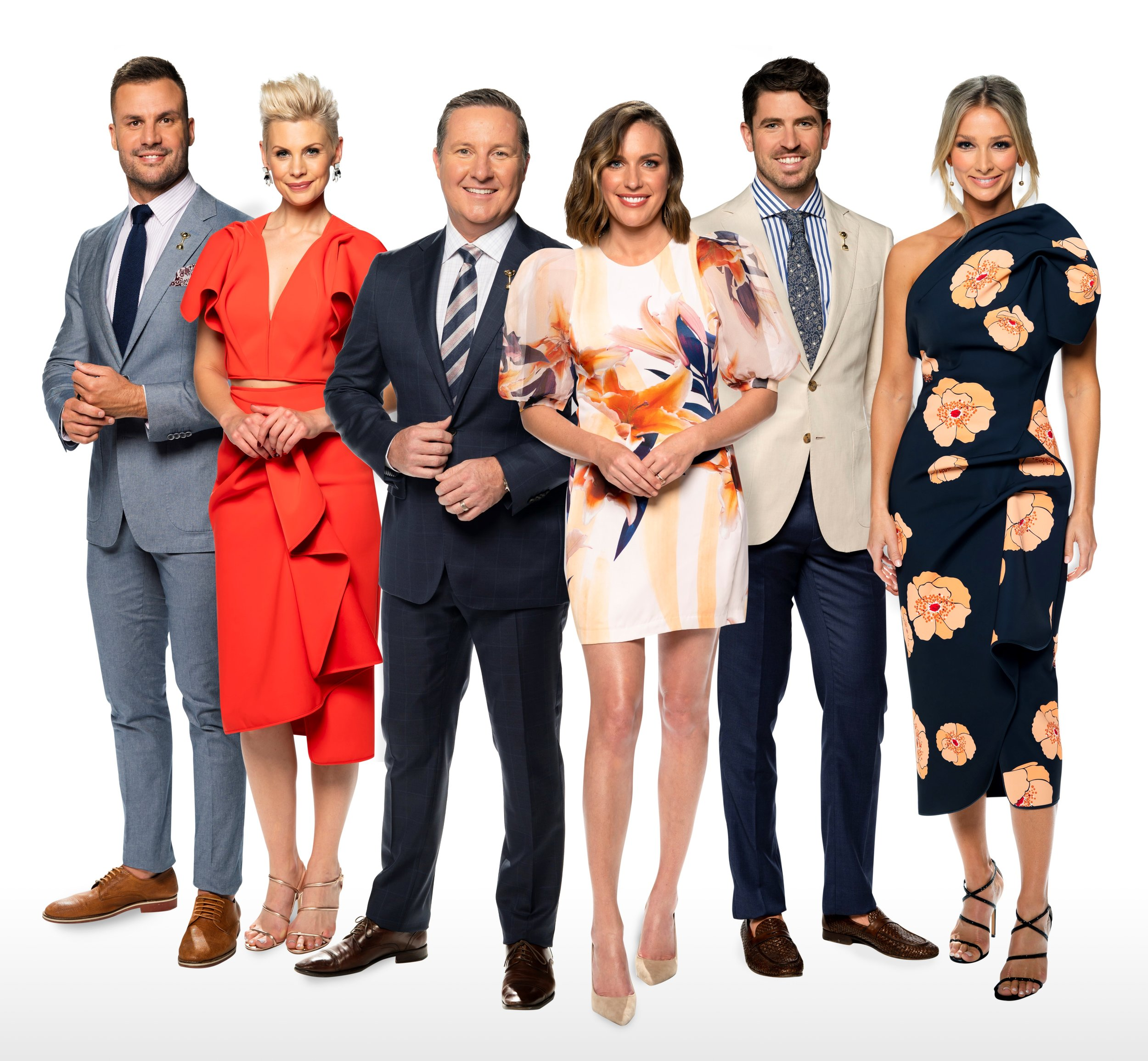 Melbourne Cup Carnival  Source: 10 Network