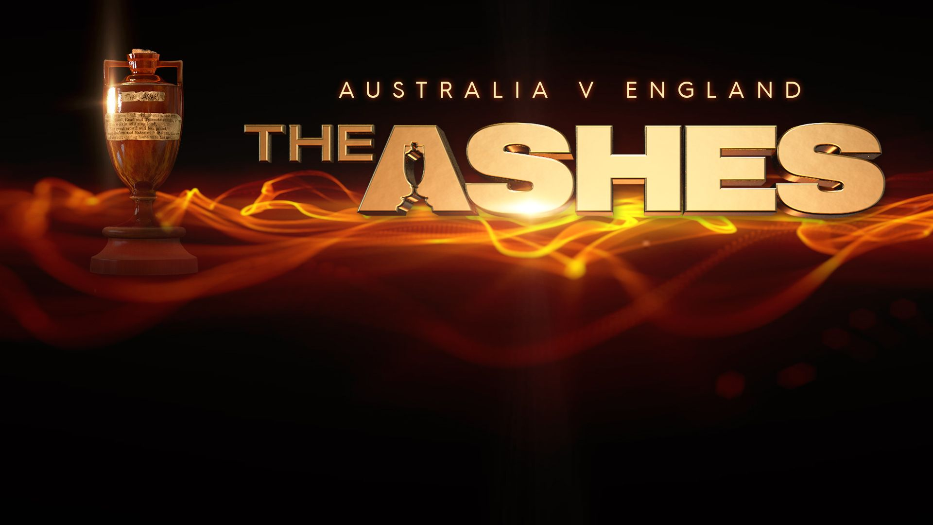 The Ashes  Source: Nine
