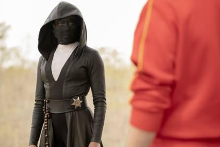 Watchmen  Source: Foxtel