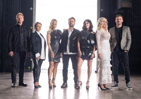 The cast of BH90210  PHOTO: 10