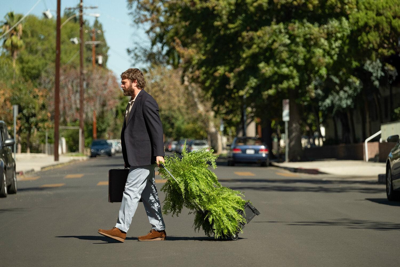 Zach Galifianakis stars in BETWEEN TWO FERNS: THE MOVIE  Image - Netflix