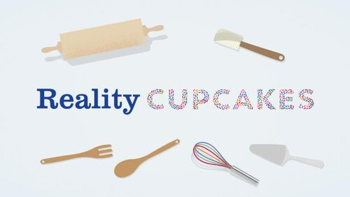 Reality Cupcakes  Source: Food Network