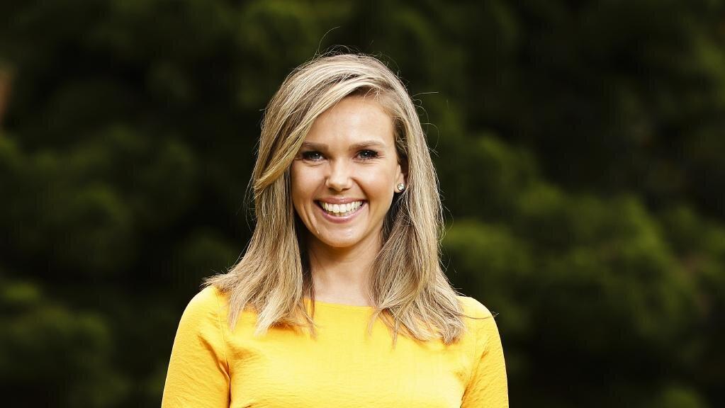 Sunrise  host  Edwina Bartholomew  likely to face legal action from Nine over 'defamatory' tweet  PHOTO: realestate.com.au