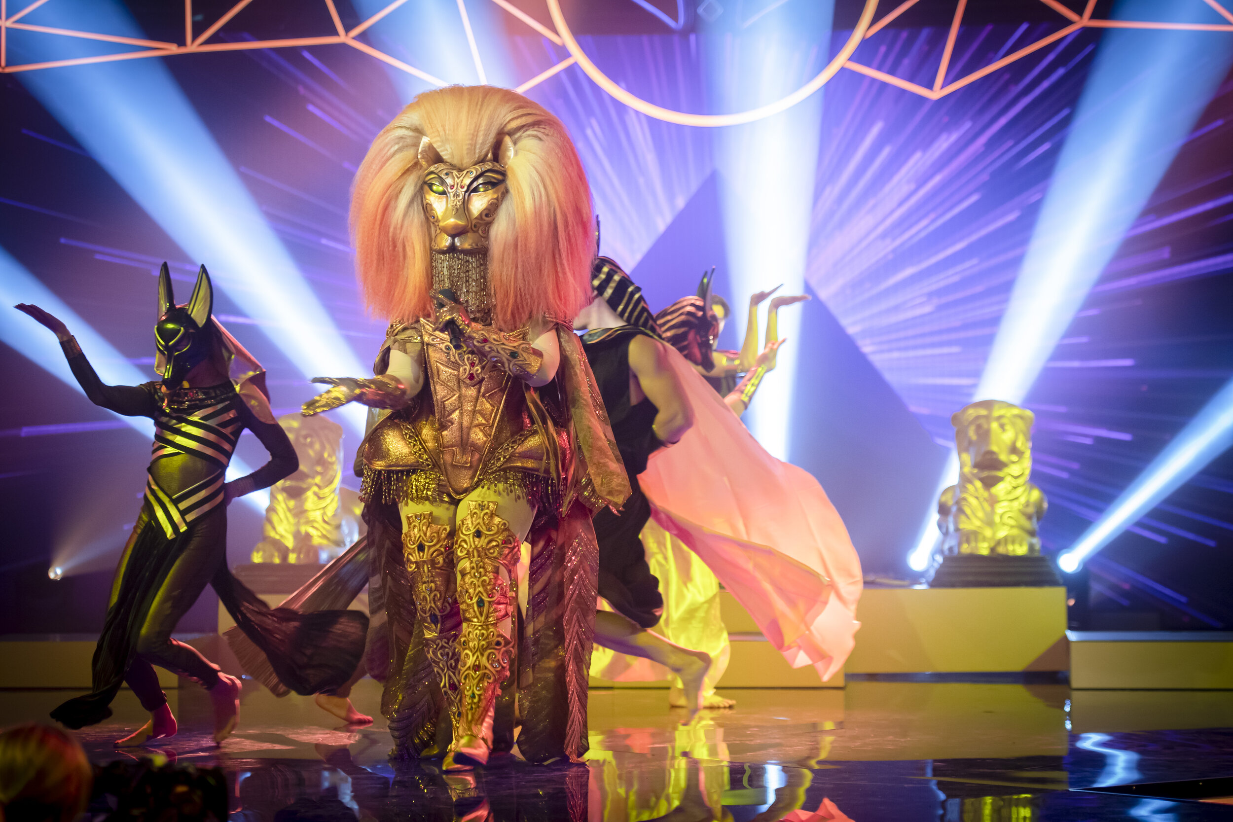 THE MASKED SINGER slides into Monday and Tuesday nights  Image - 10