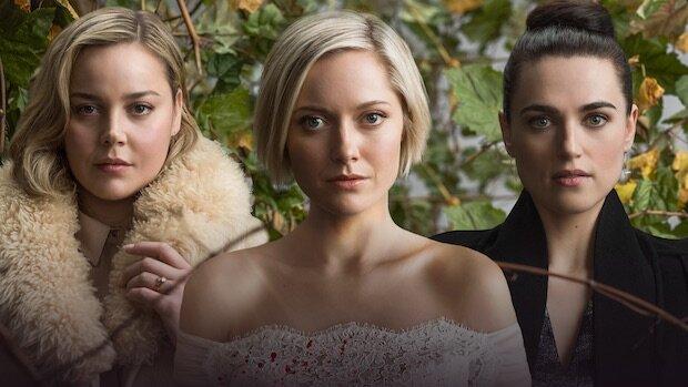 Abbie Cornish, Georgina Haig & Katie McGrath star in SECRET BRIDESMAID'S BUSINESS  Image - Seven