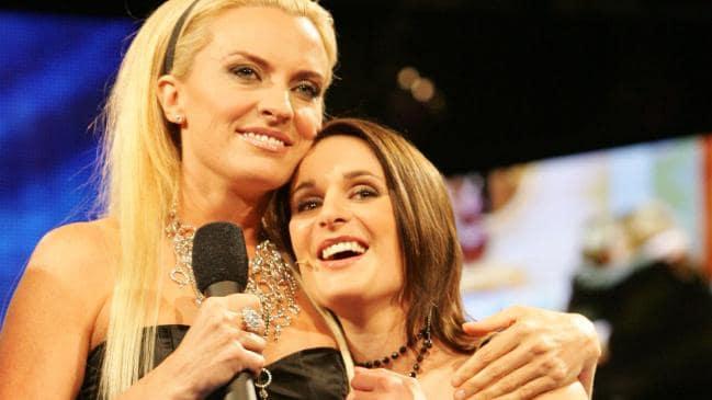 Series 1 winner  Reggie  with host  Gretel Killeen   PHOTO: News Corp