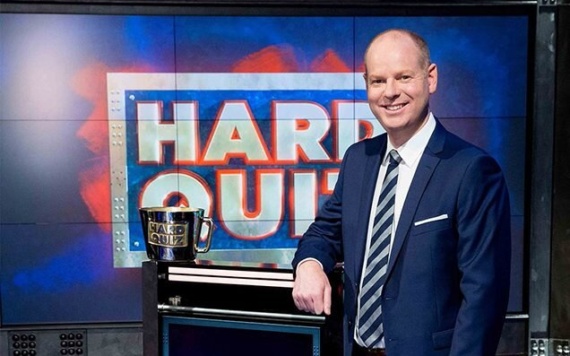 Gold Logie winner  Tom Gleeson  hosts  Hard Quiz  and the celebrity edition coming to the ABC in 2020