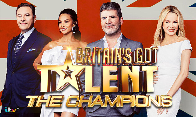 Britain's Got Talent: The Champions   Source: Applause Store