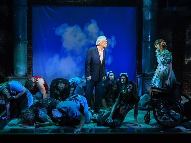 Jerry Springer: the Opera  Image - SBS