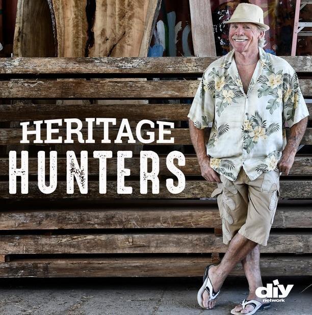 Heritage Hunters  Source: IMDb