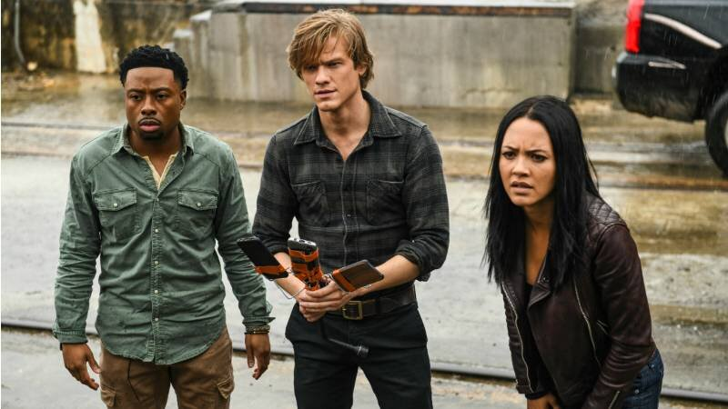 MacGyver  Source: TV By the Numbers