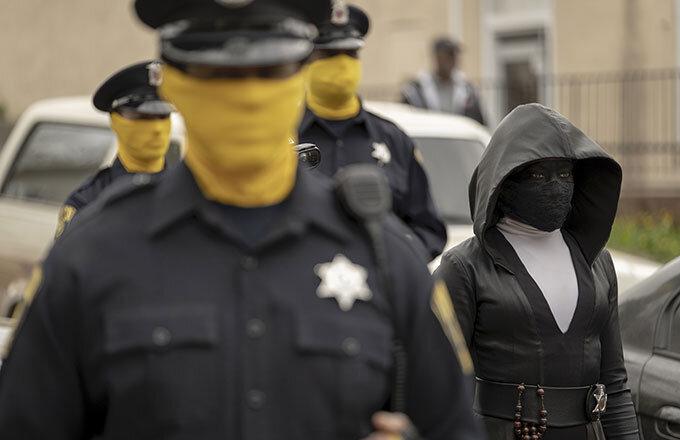 Watchmen  image - HBO
