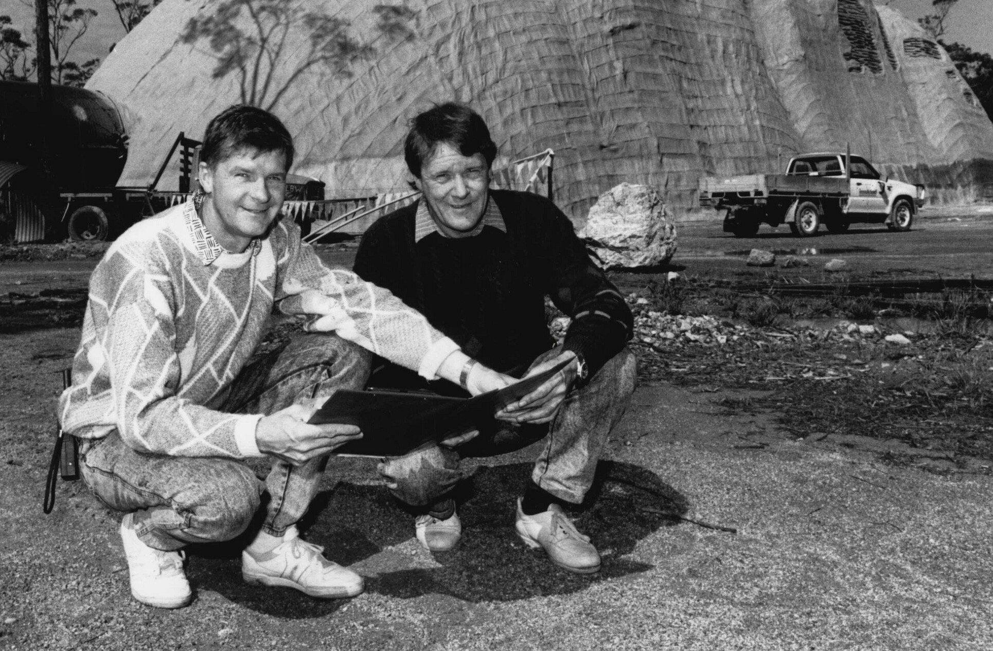 The Leyland Brothers  image - SMH