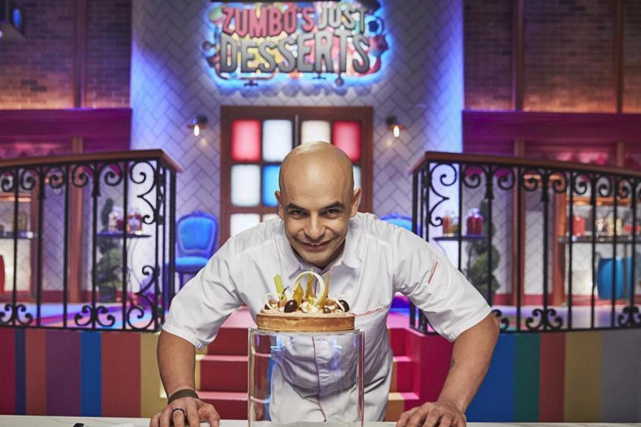Zumbo's Just Desserts  Source: B&T