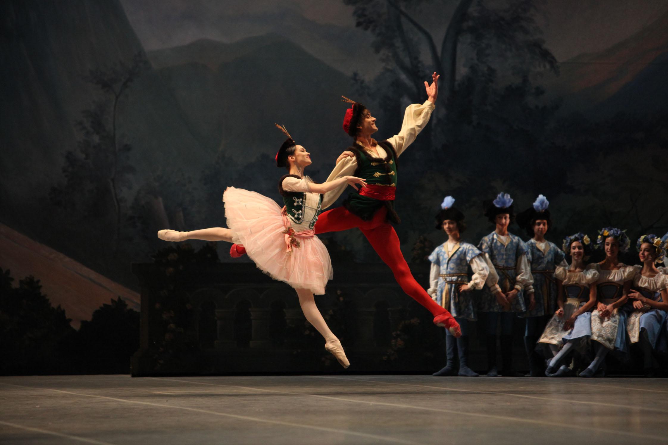 Olesia Novikova andFriedemann Vogel    Image© Teatro alla Scala