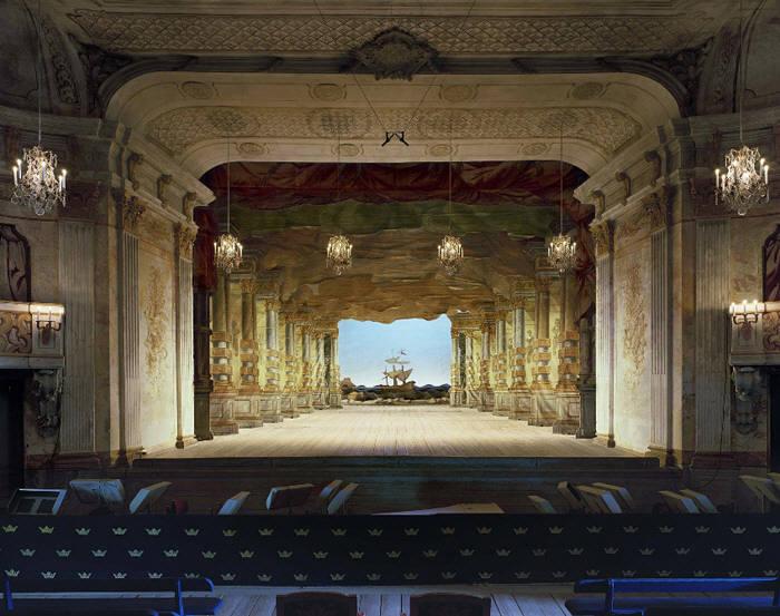 Drottningholm Theatre