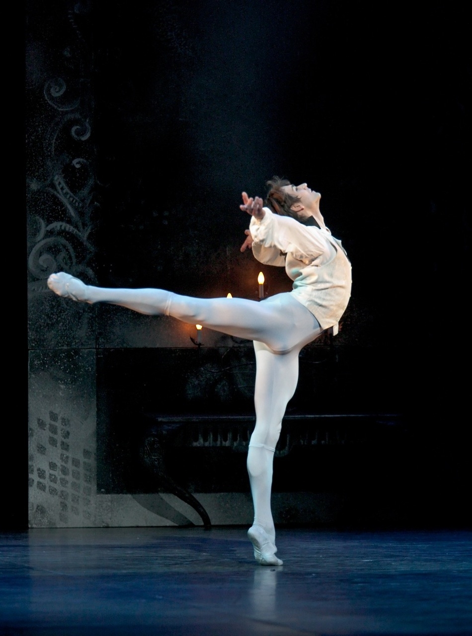 Friedemann Vogel in Kenneth McMillan's Manon