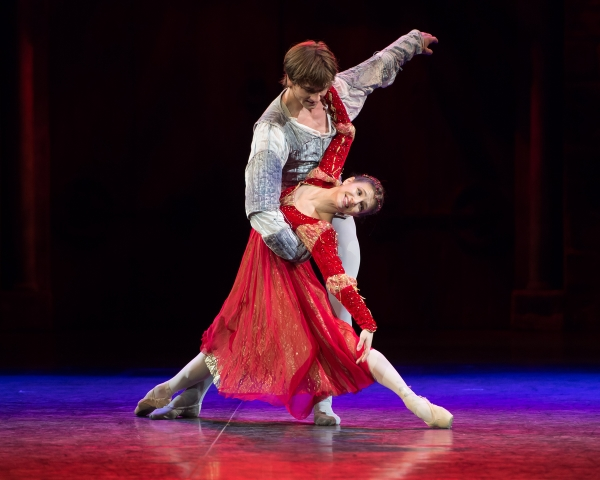 Romeo&Juliet with Alina Cojocaru and Friedemann Vogel  (c) Photography by ASH