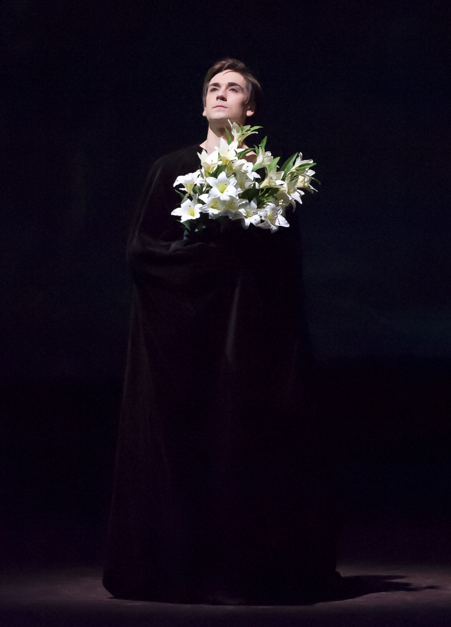 Friedemann Vogel in Giselle  Photo (c) Roman Novitzky
