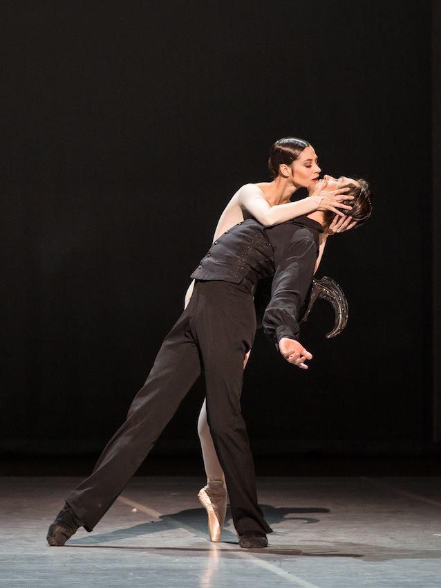 Maria Yakovleva and Friedemann Vogel  Photo©Yasuko Kageyama