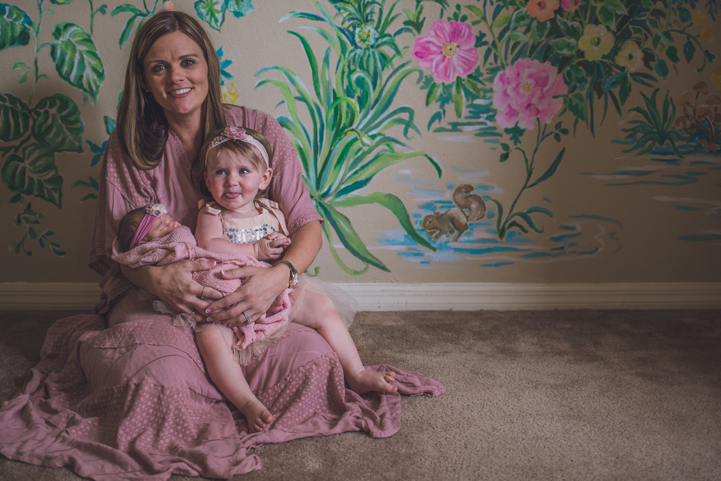 in home newborn photography ormond beach florida