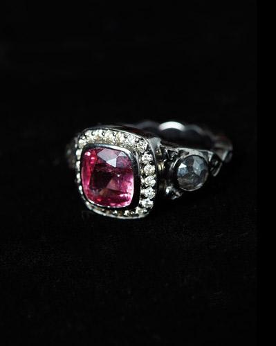 Black-Rhodium-Ruby-RIng-with-Diamond-Surround-and-Black-Diamonds-on-the-Shank..jpg