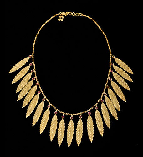 Silver-with-18ct-Yellow-Gold-Vermeil-Leaf-Multi-Leaf-Necklace-with-Rubies-.jpg