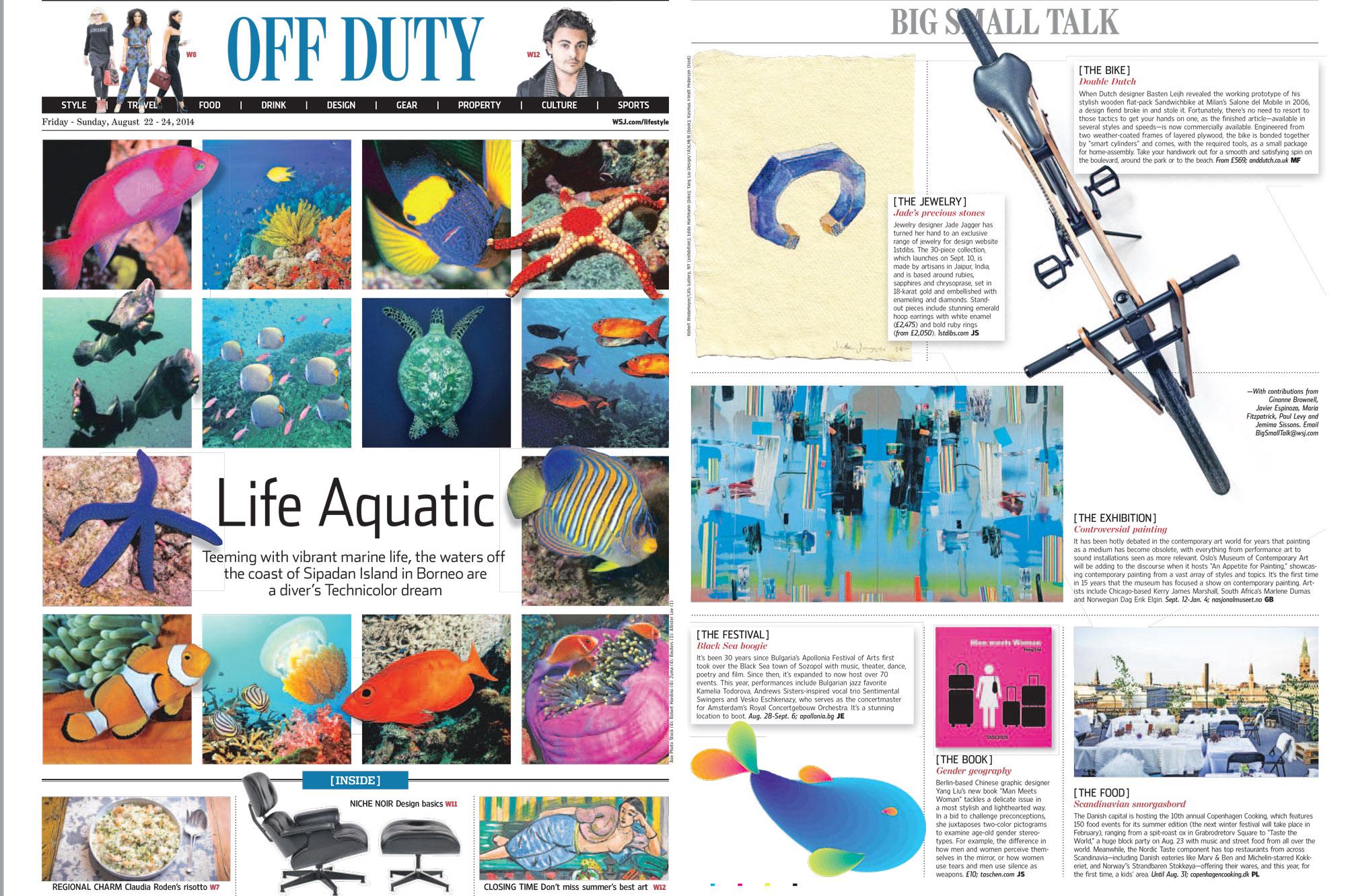 The Wall Street Journal - August 2014