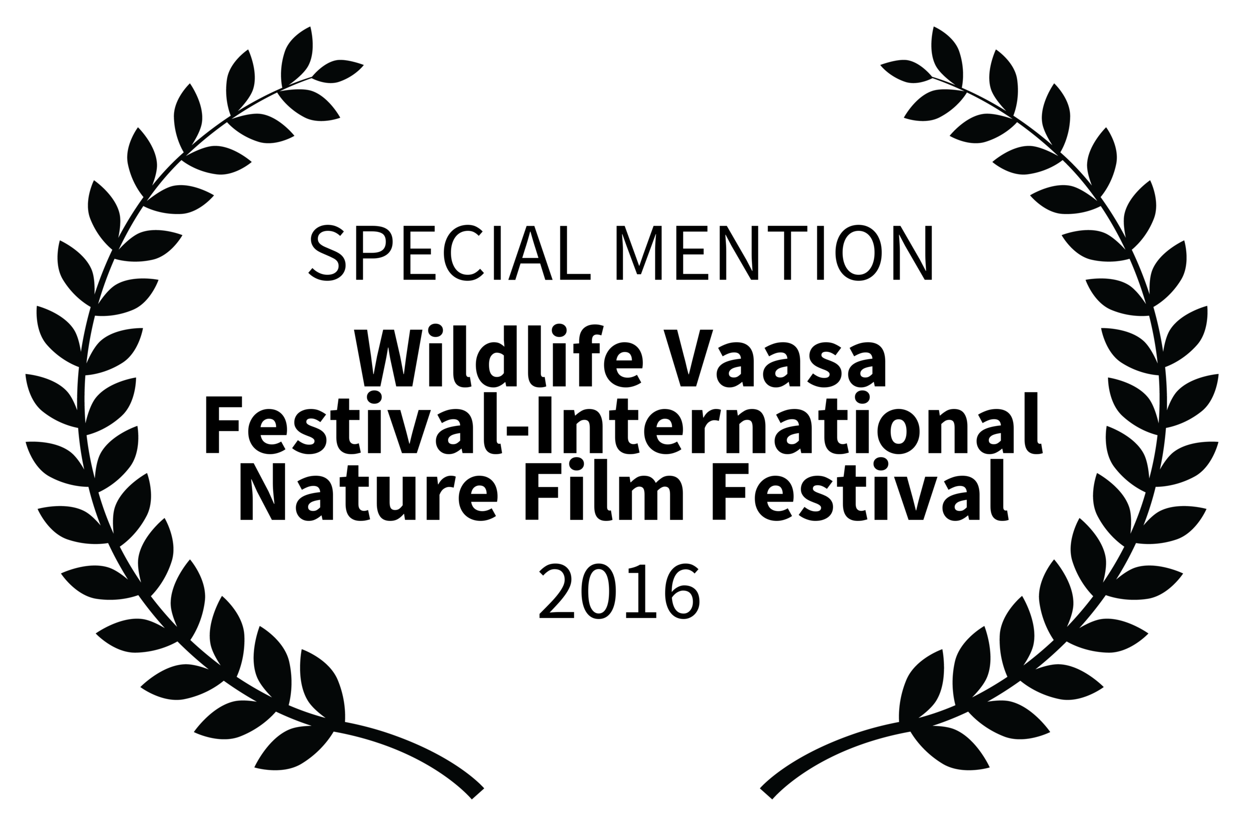 SPECIALMENTION-WildlifeVaasaFestival-InternationalNatureFilmFestival-2016.png