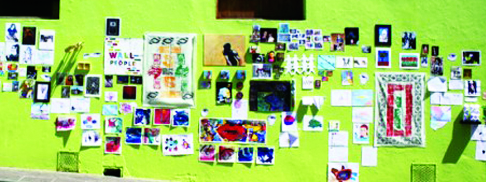 Wallpeople San Juan 2012. Photo taken from Wallpeople.org