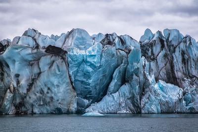 The Heart of the Glacier