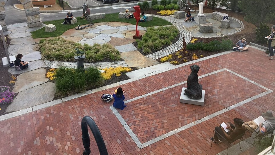 Community Sculpture Garden