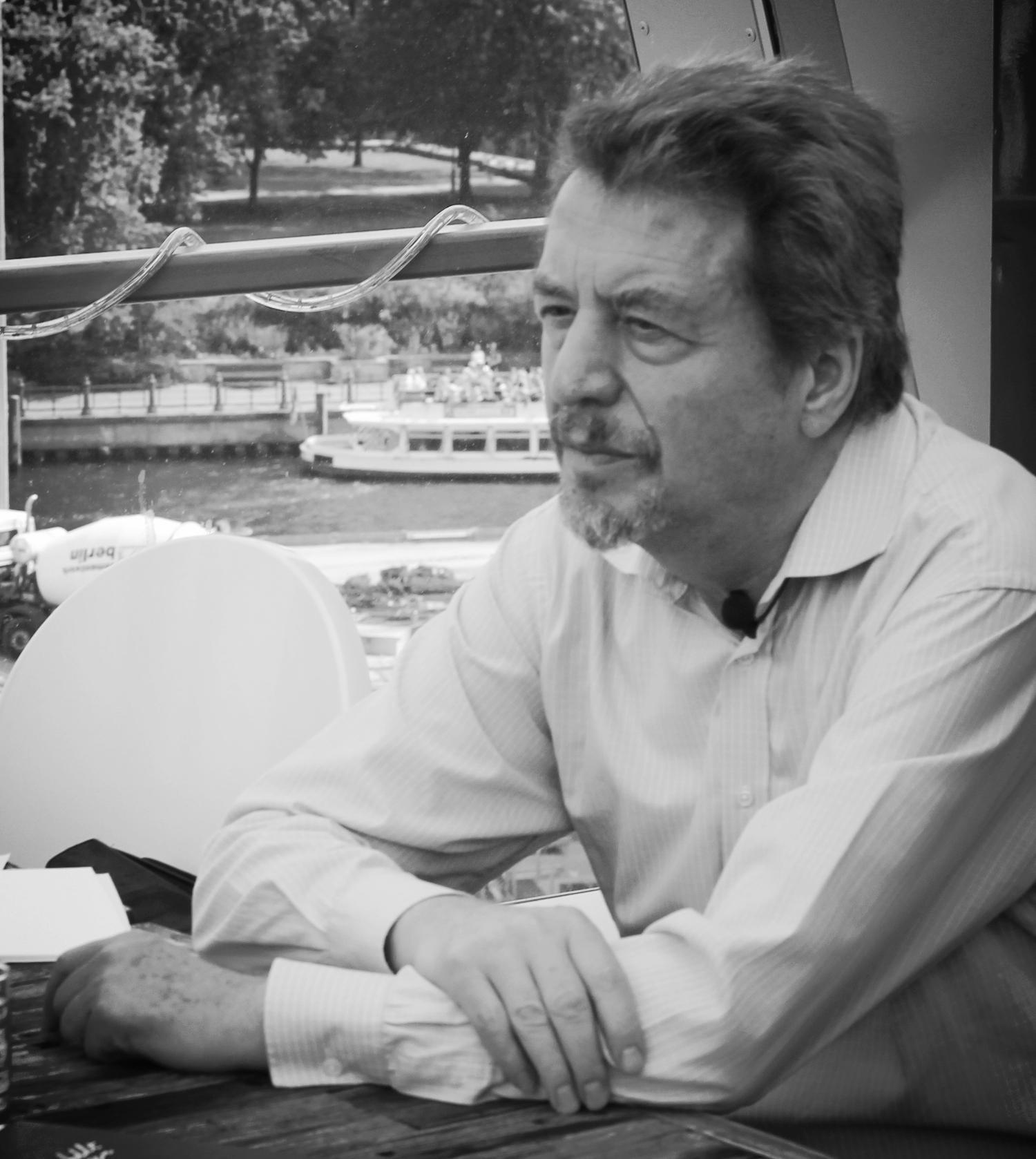 Hans Joas - Berlin 2014