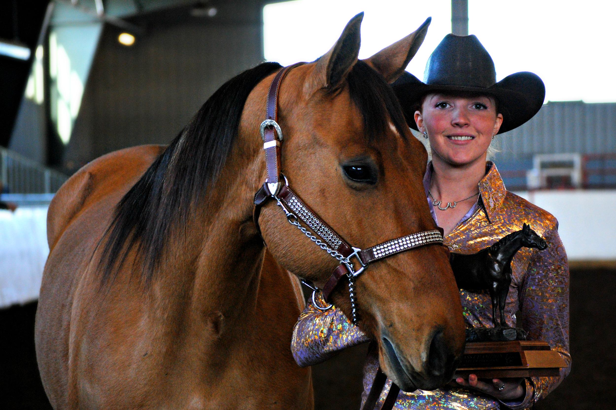 Year End Horse Show Winner