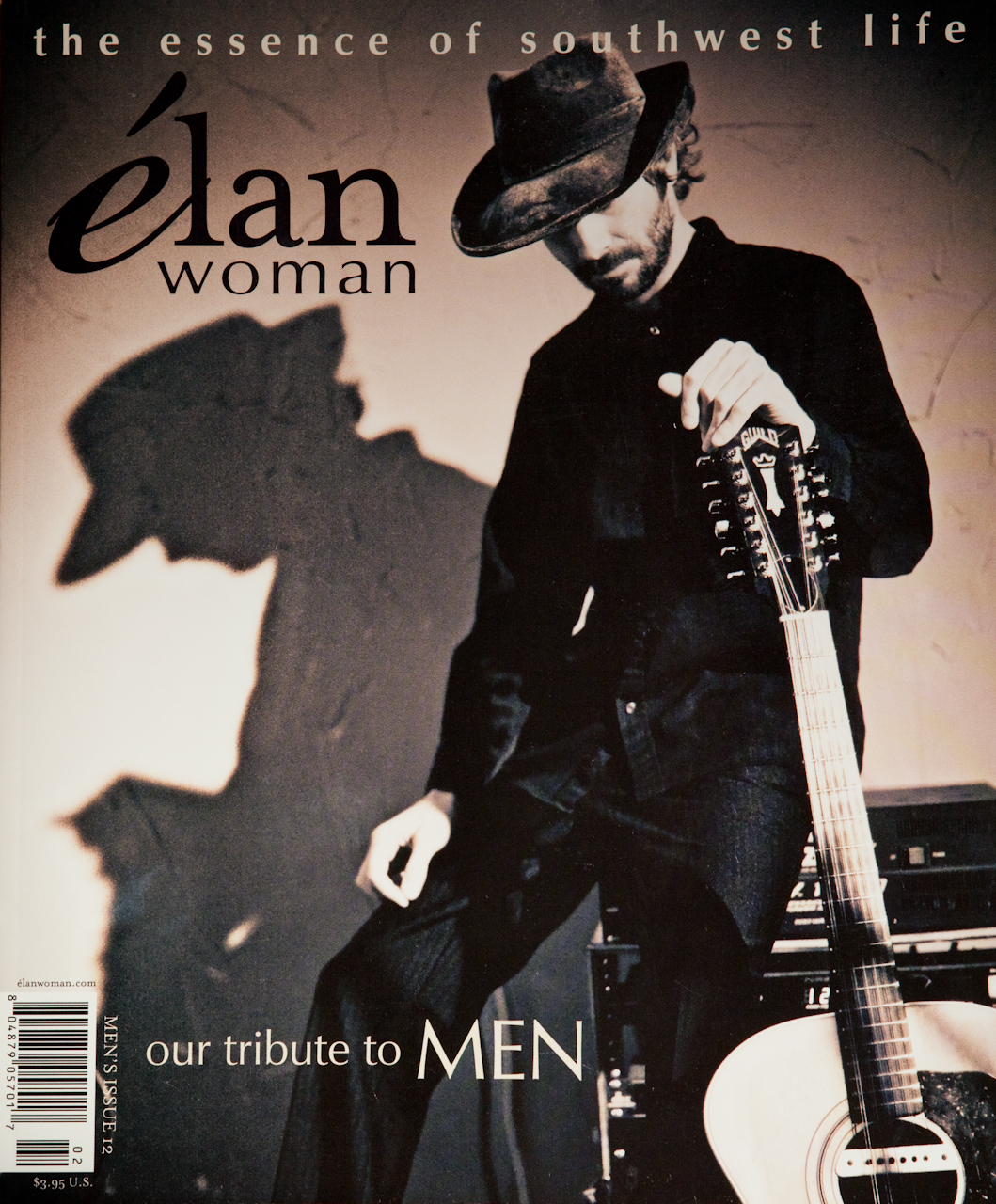 Elan Woman Magazine, Cover & Feature