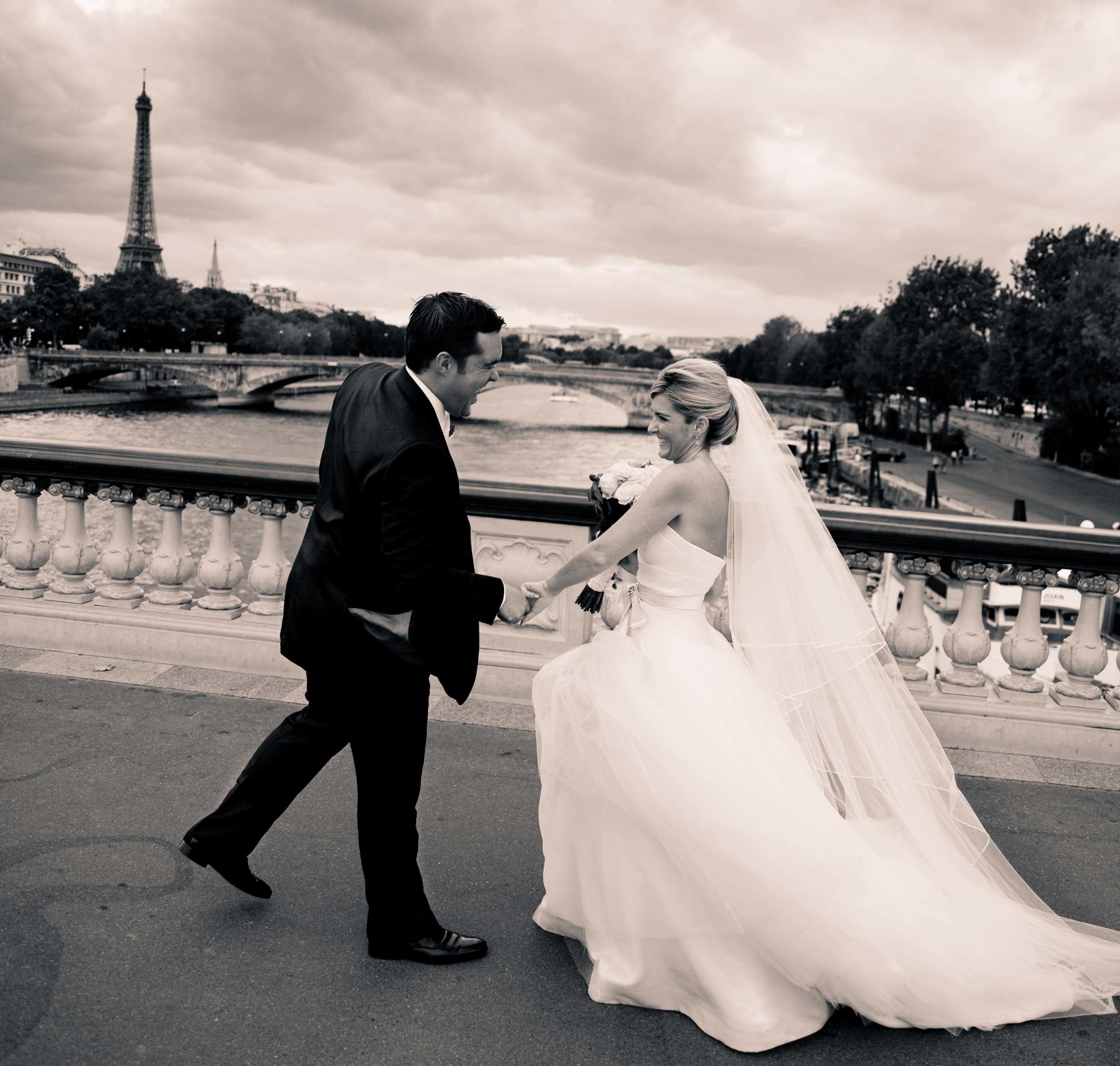 Paul & Suzanne, Paris