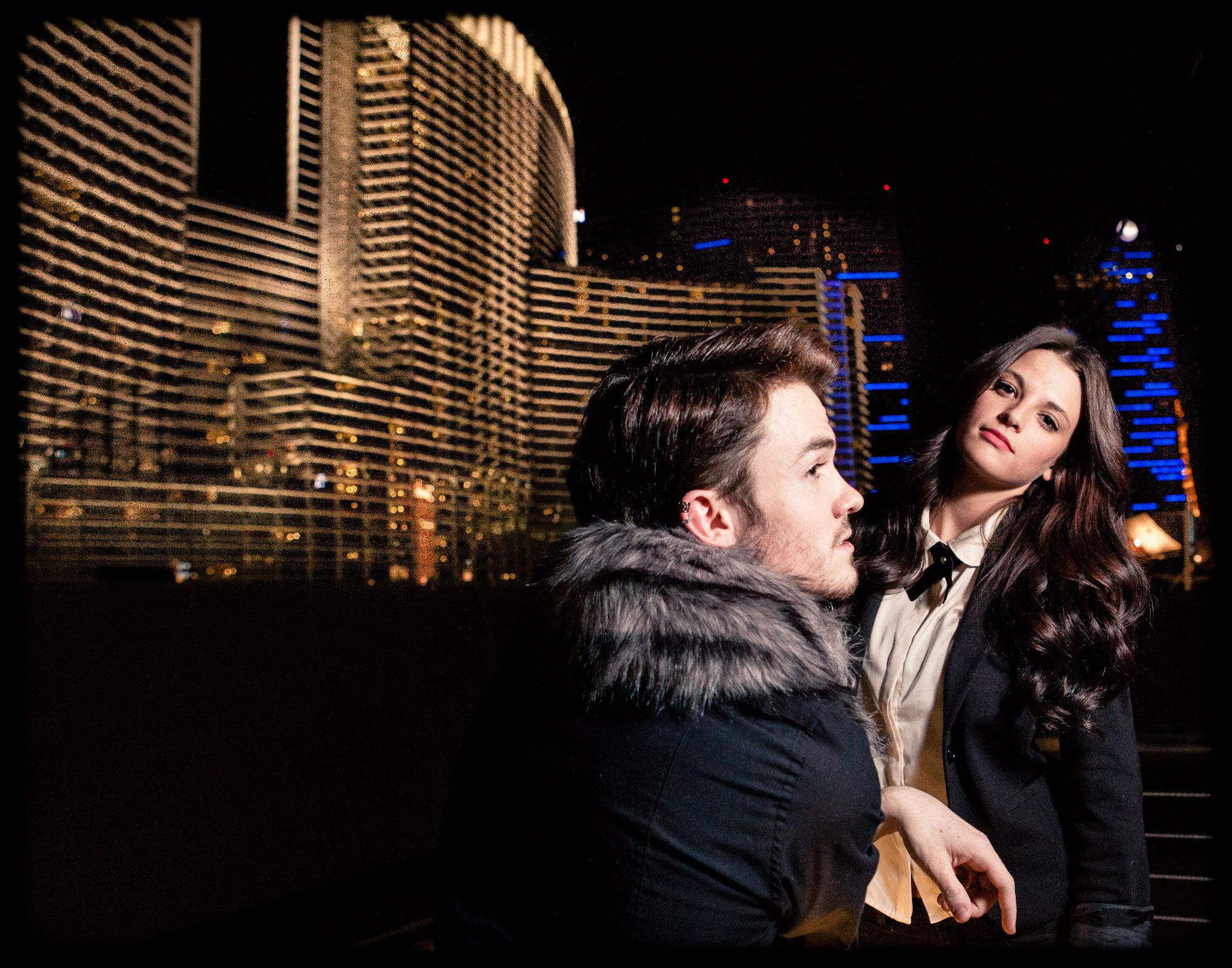 Lauren & Joseph finally getting serious - facing the Cosmo & Aria