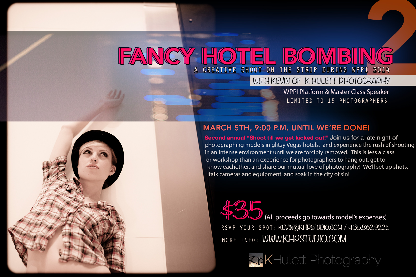 Fancy Hotel Bombing 2 is SOLD OUT!