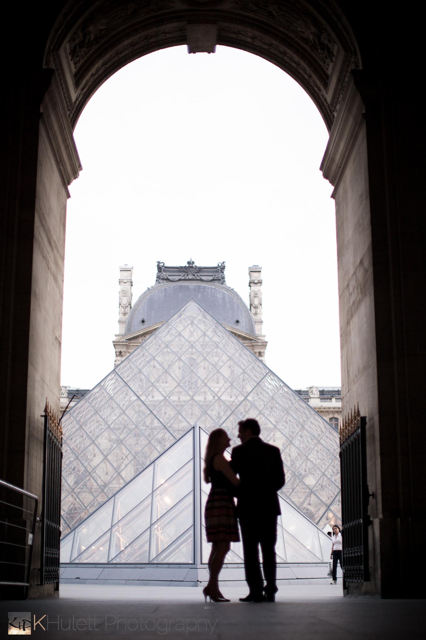 Alicia & Shane, Paris