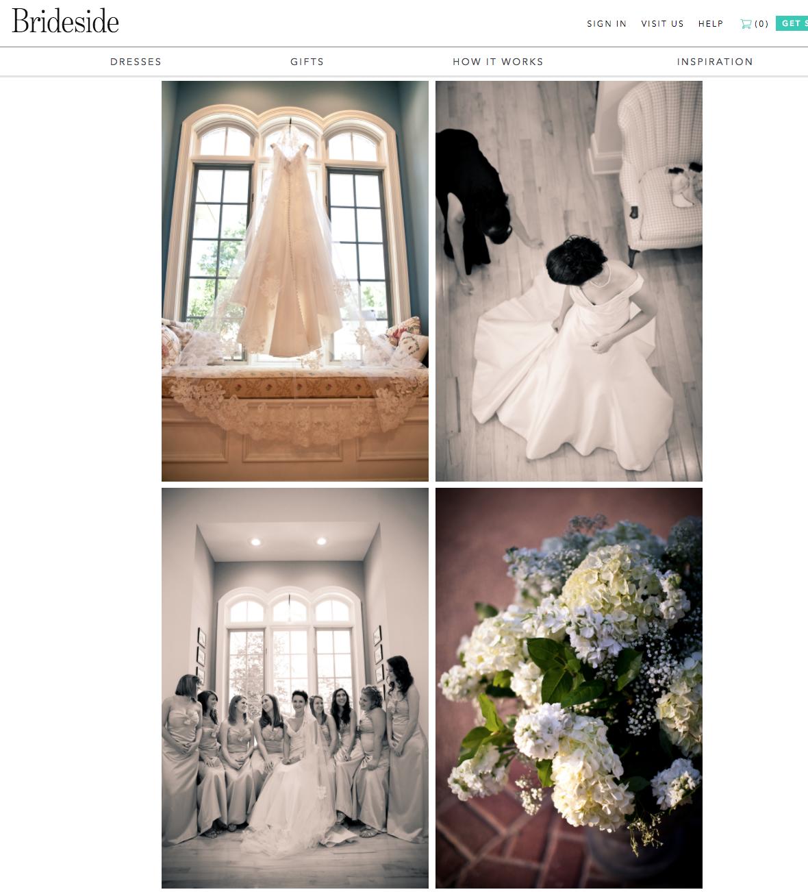 Brideside Real Weddings - Lake of the Ozarks, MO