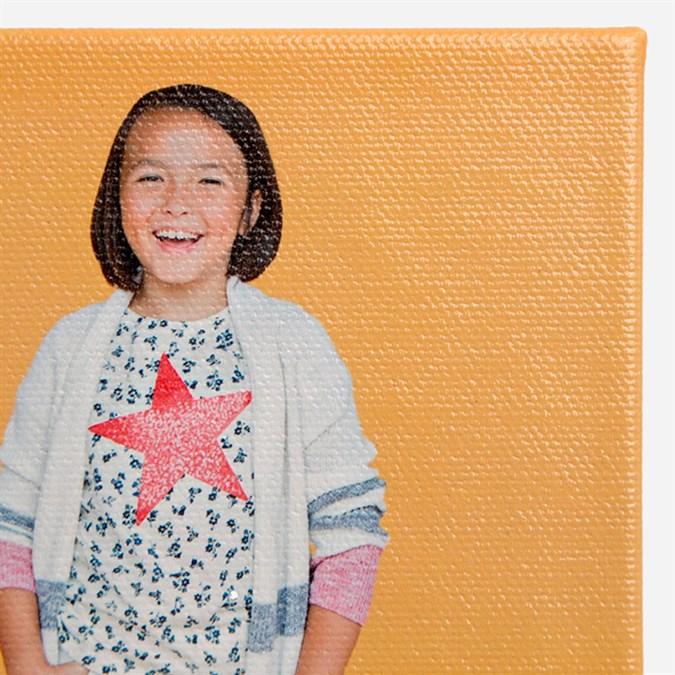 Custom Image Cover Linen