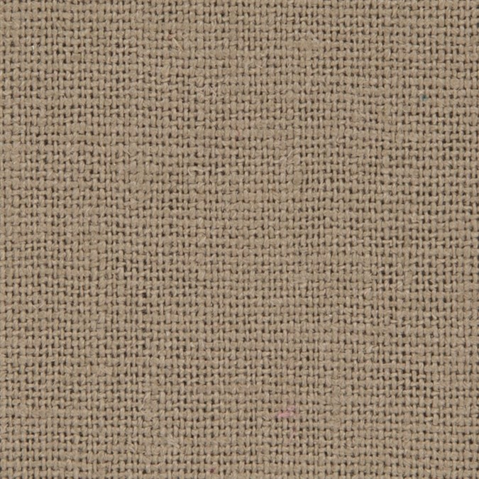 Taupe Linen Textile